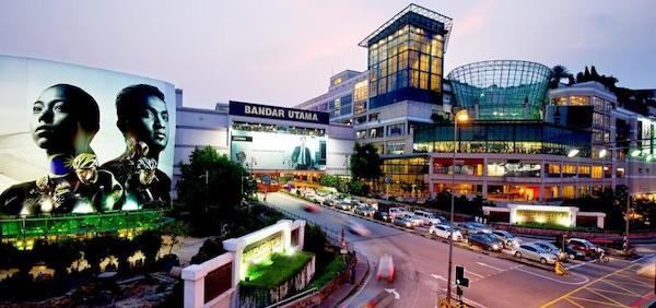 oneutama media - マレーシア最大モール「1UTAMA Shopping Center」