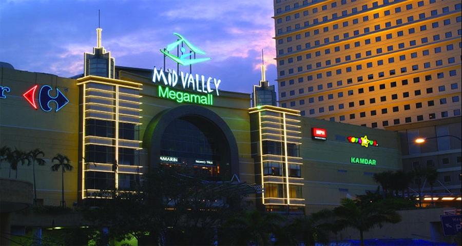 6666 - 【マレーシア】ショッピングモールMIDVALLEY MEGA MALL