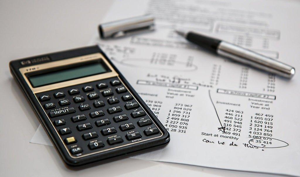 calculator 385506 1920 1024x603 - マレーシアのMM2Hビザの取得にかかる費用は?